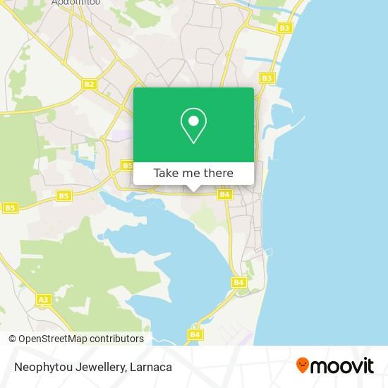 Neophytou Jewellery χάρτης
