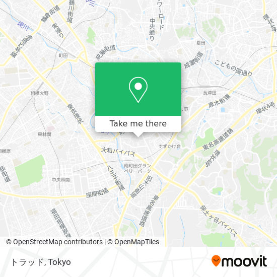 トラッド map