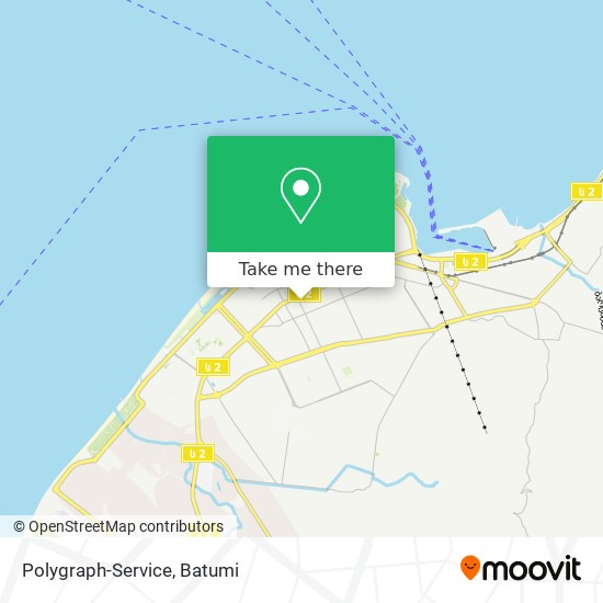 Polygraph-Service map