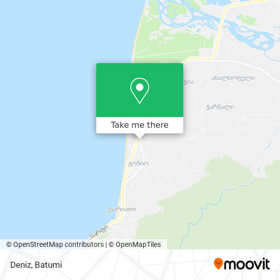Deniz map