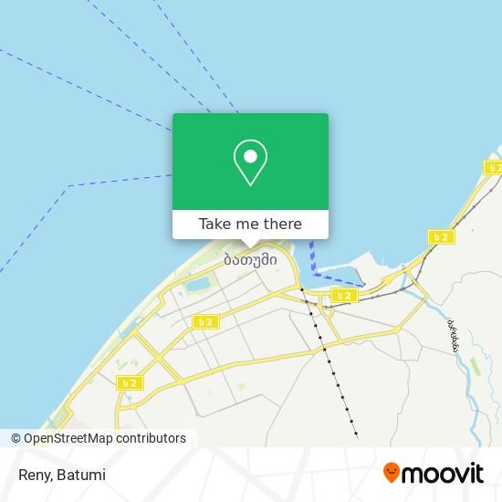 Reny map