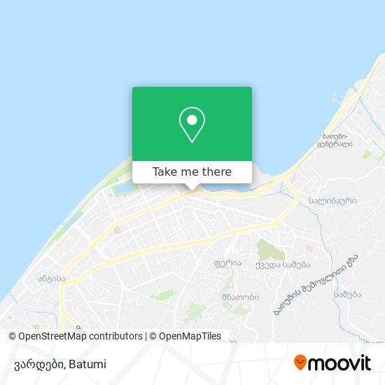 ვარდები map