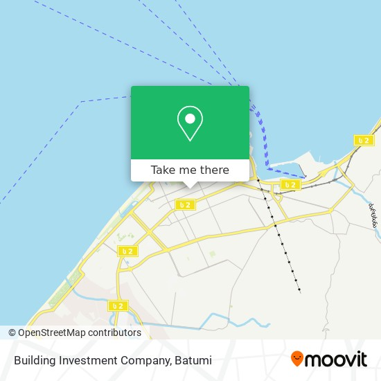 Building Investment Company map
