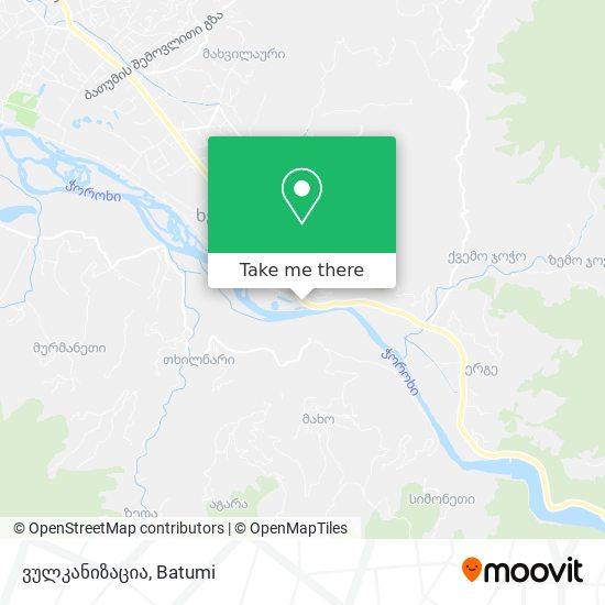 ვულკანიზაცია map
