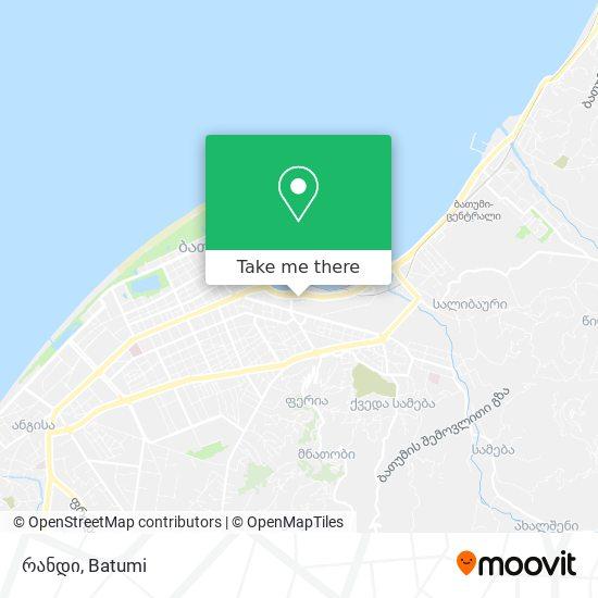 რანდი map