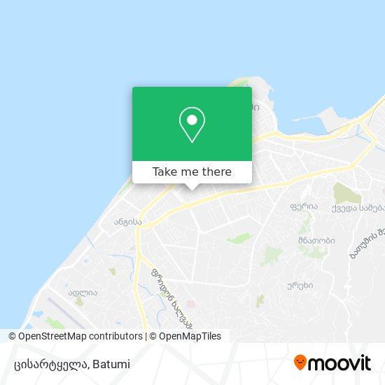 ცისარტყელა map