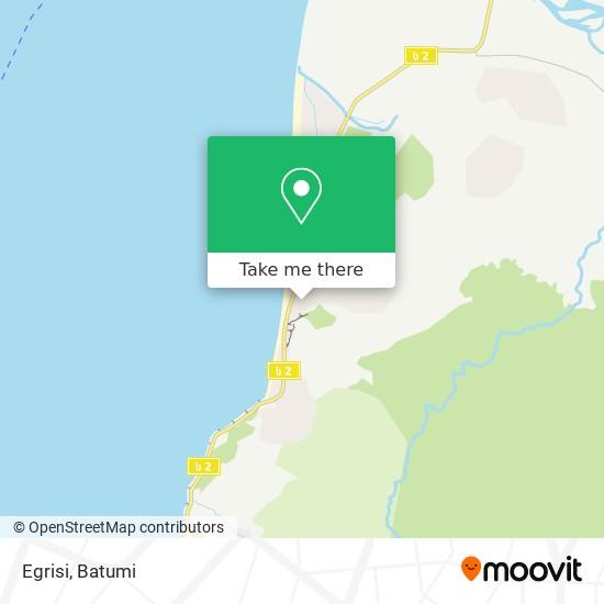 Карта Egrisi