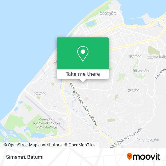 Simamri map