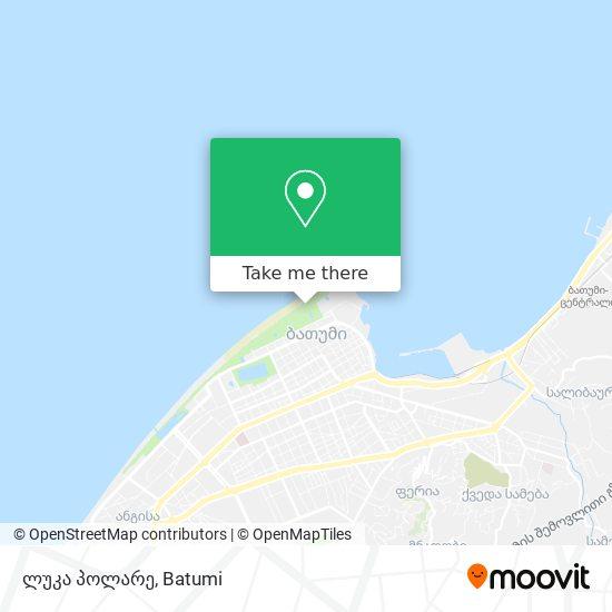 ლუკა პოლარე map