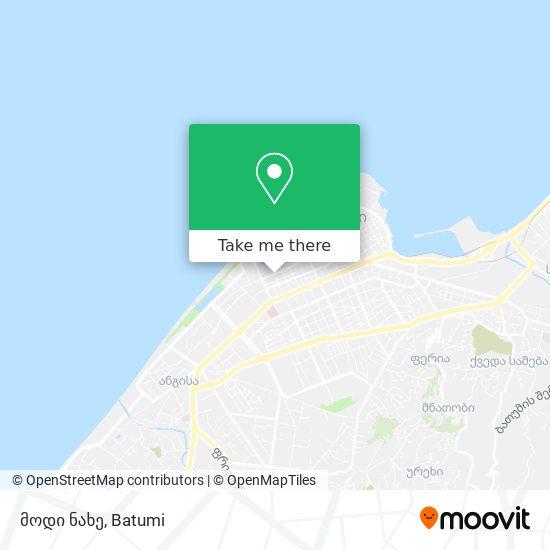 მოდი ნახე map
