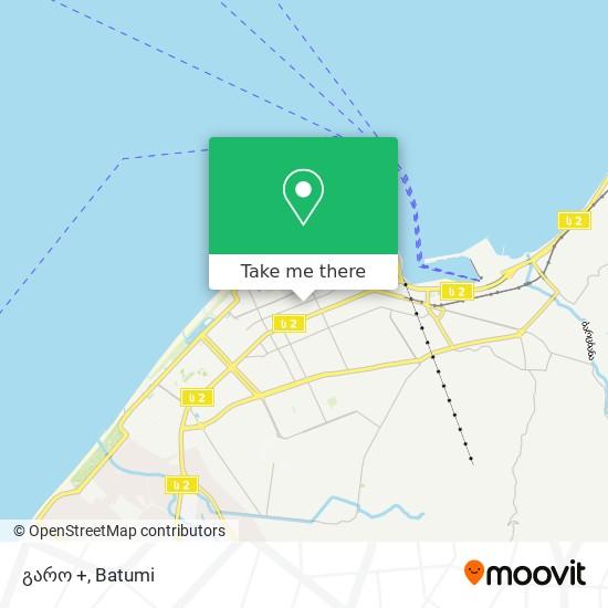 გარო + map