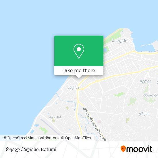 რეალ პალასი map