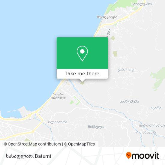 სასაფლაო map
