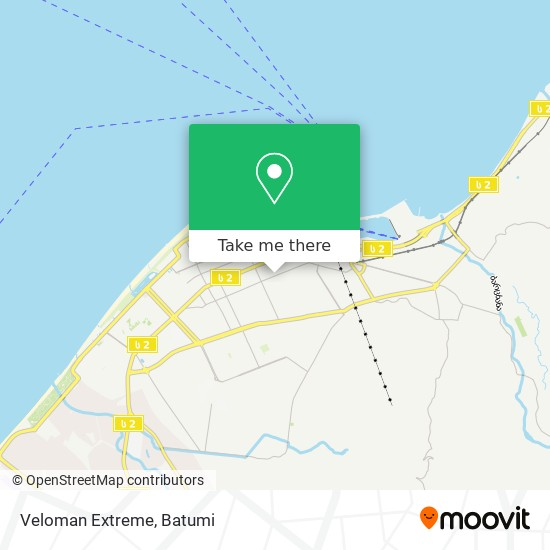 Veloman Extreme map