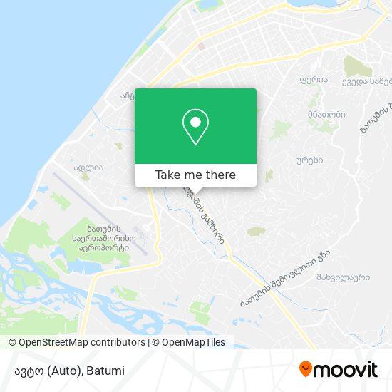 ავტო (Auto) map
