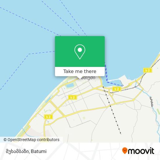 Карта მუხამბაზი