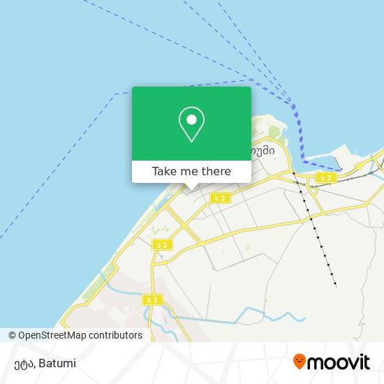 ეტა map