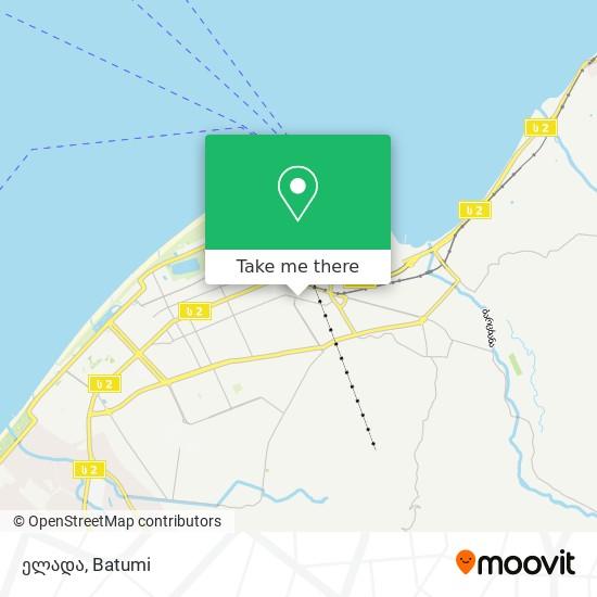ელადა map