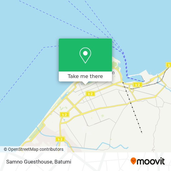 Samno Guesthouse map
