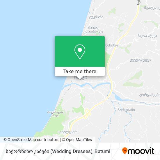 საქორწინო კაბები (Wedding Dresses) map
