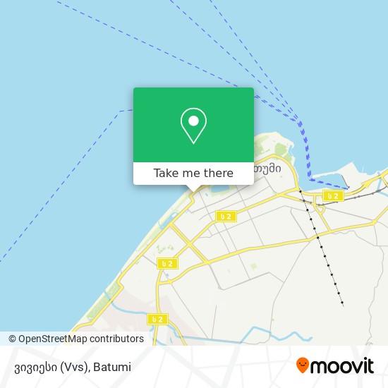 ვივიესი (Vvs) map