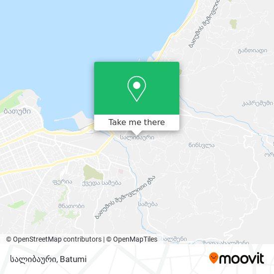 სალიბაური map