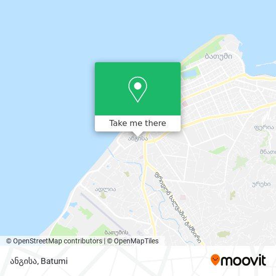 ანგისა map