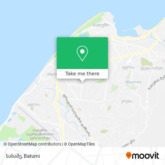 სახაშე map