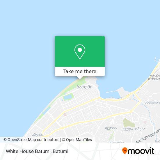 White House Batumi map
