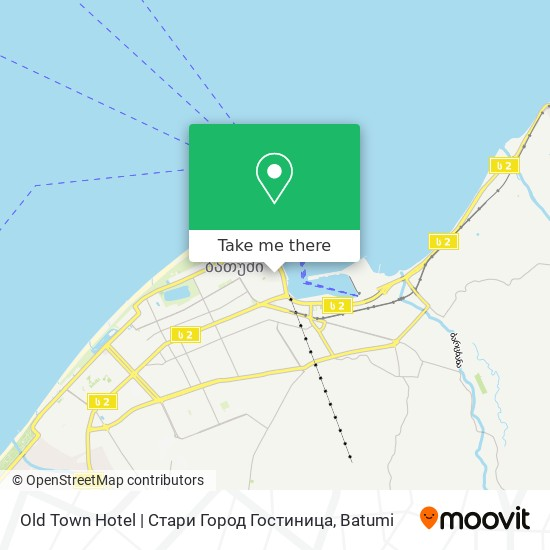 Old Town Hotel   Стари Город Гостиница map
