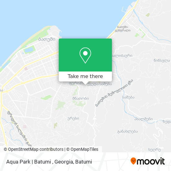 Aqua Park   Batumi , Georgia map