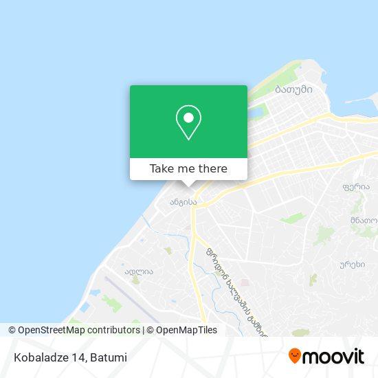 Kobaladze 14 map