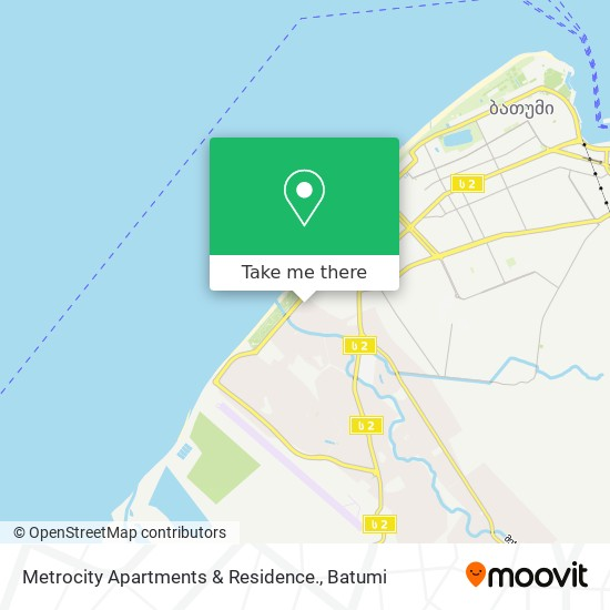 Metrocity Apartments & Residence. map