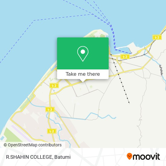 R.SHAHIN COLLEGE map