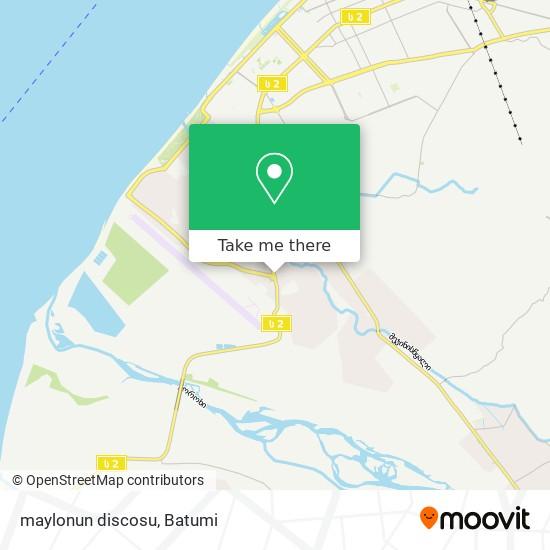 maylonun discosu map