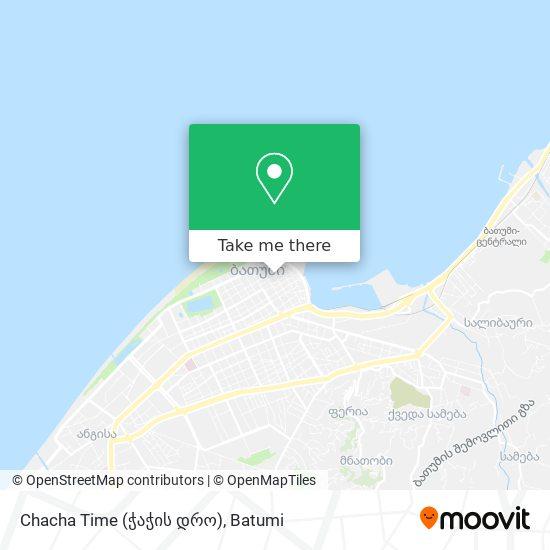 Chacha Time (ჭაჭის დრო) map