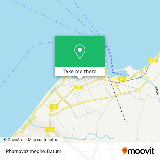 Карта Pharnavaz mephe