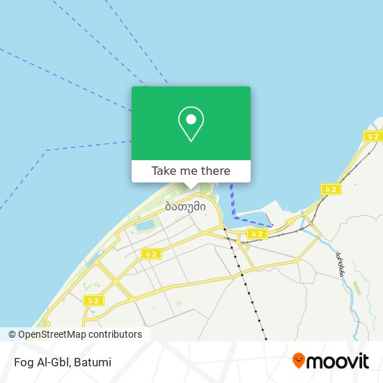 Карта Fog Al-Gbl