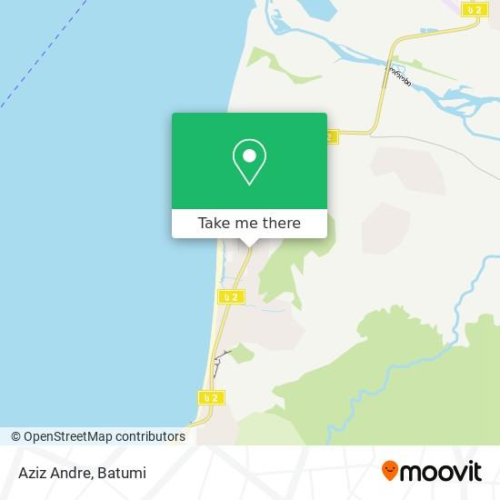 Aziz Andre map