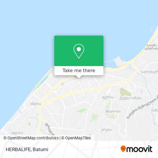 Карта HERBALIFE