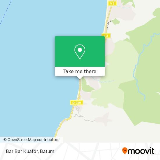 Bar Bar Kuaför map