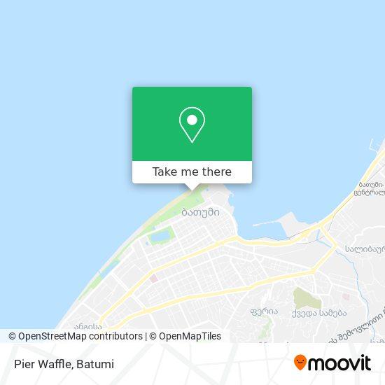 Карта Pier Waffle