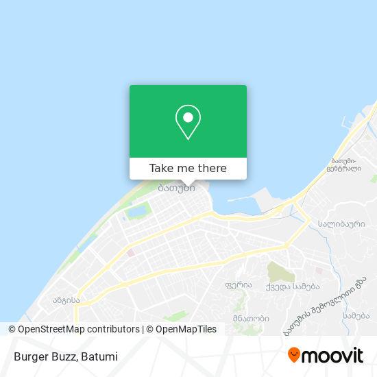 Карта Burger Buzz