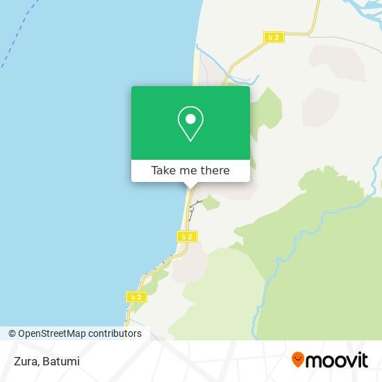 Карта Zura