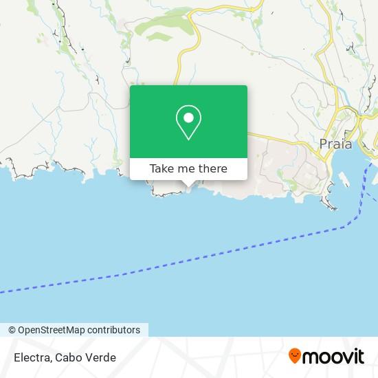Electra mapa