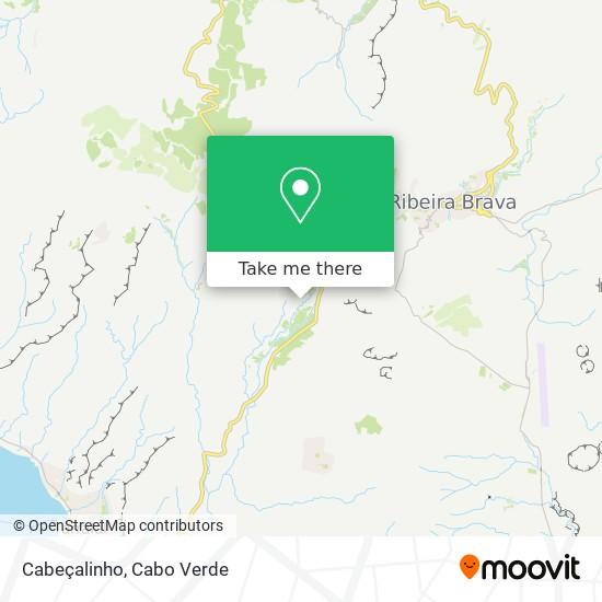 Cabeçalinho mapa