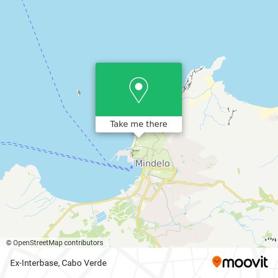 Ex-Interbase mapa