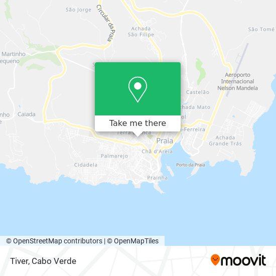 Tiver mapa