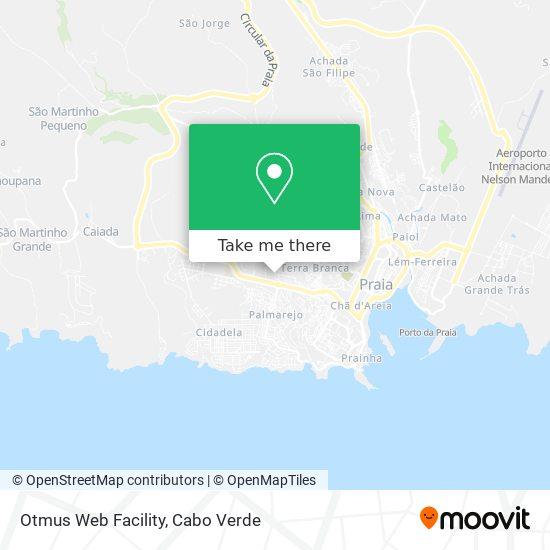Otmus Web Facility mapa
