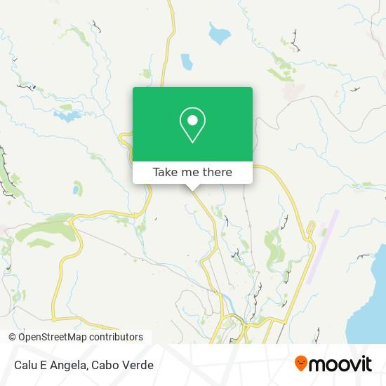 Calu E Angela mapa